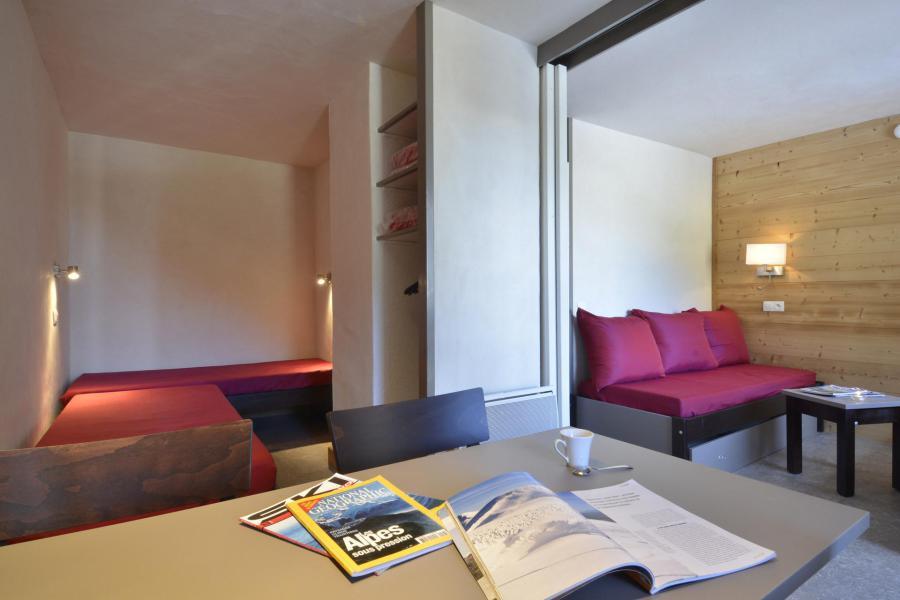 Holiday in mountain resort Studio 4 people (616) - La Résidence 3000 - La Plagne