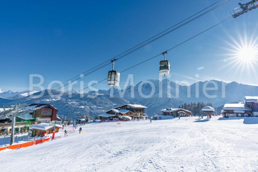 Urlaub in den Bergen La Résidence - Saint Gervais