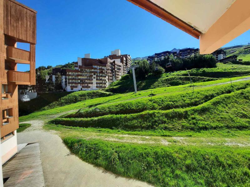 Vacaciones en montaña Apartamento 2 piezas para 4 personas (202) - La Résidence Aconit - Les Menuires
