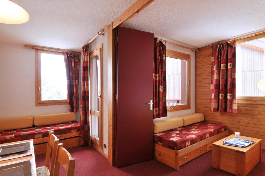 Holiday in mountain resort Studio 4 people (111) - La Résidence Aigue-Marine - La Plagne