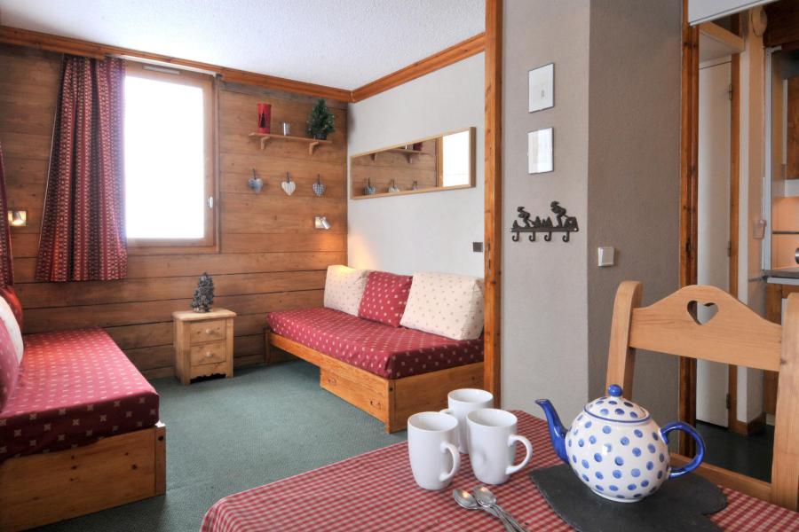 Holiday in mountain resort Studio 4 people (11) - La Résidence Aigue-Marine - La Plagne