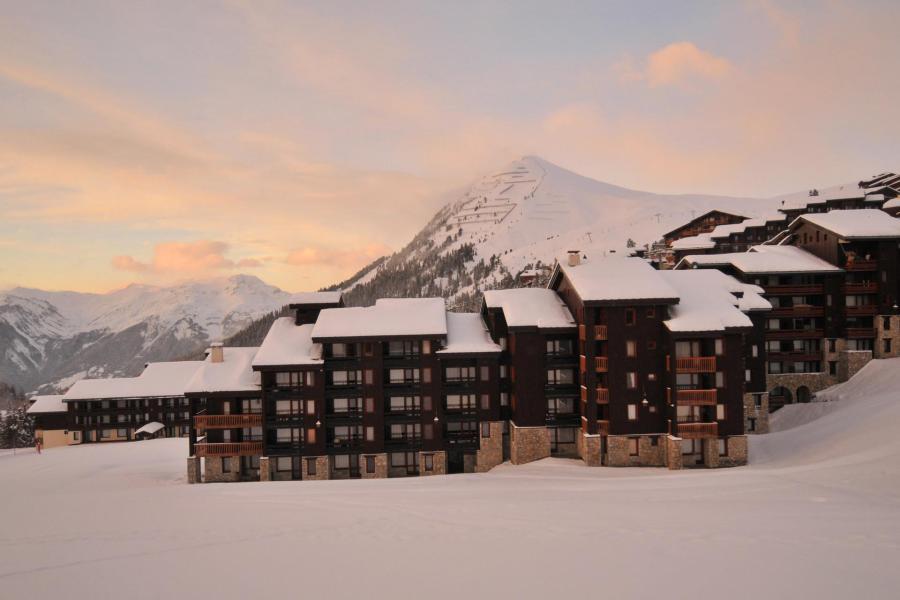 Holiday in mountain resort Studio 4 people (214) - La Résidence Aigue-Marine - La Plagne