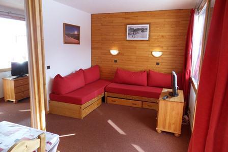 Holiday in mountain resort Studio 4 people (17) - La Résidence Aigue-Marine - La Plagne