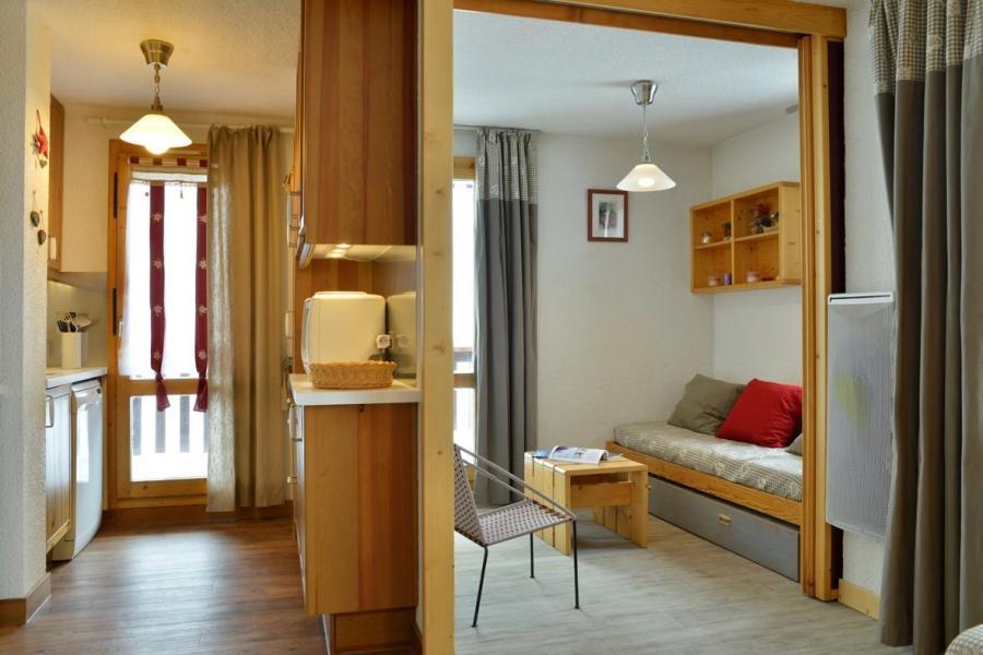 Holiday in mountain resort 2 room apartment 6 people (123) - La Résidence Aigue-Marine - La Plagne