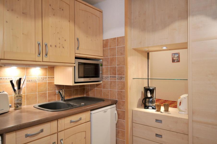 Wakacje w górach Apartament 2 pokojowy kabina 5 osób (421) - La Résidence Aigue-Marine - La Plagne