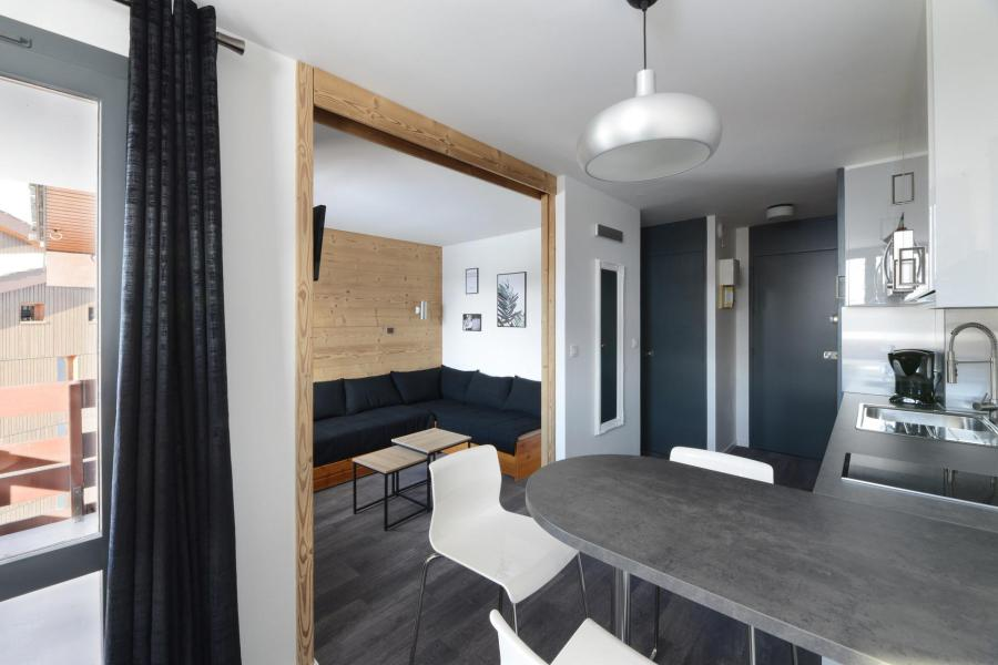 Holiday in mountain resort Studio 4 people (215) - La Résidence Aigue-Marine - La Plagne