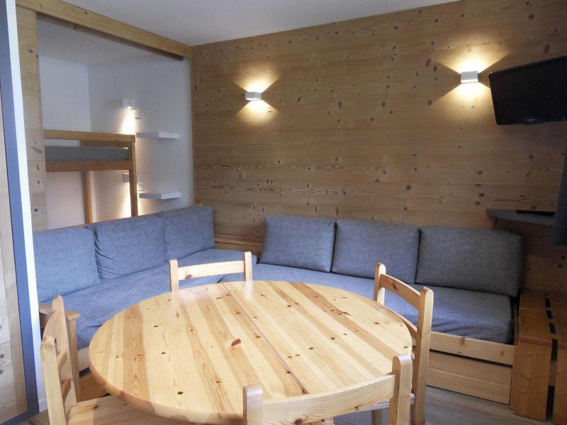 Holiday in mountain resort Studio 4 people (220) - La Résidence Aigue-Marine - La Plagne
