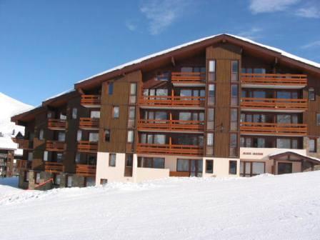 Holiday in mountain resort Studio 4 people (224) - La Résidence Aigue-Marine - La Plagne