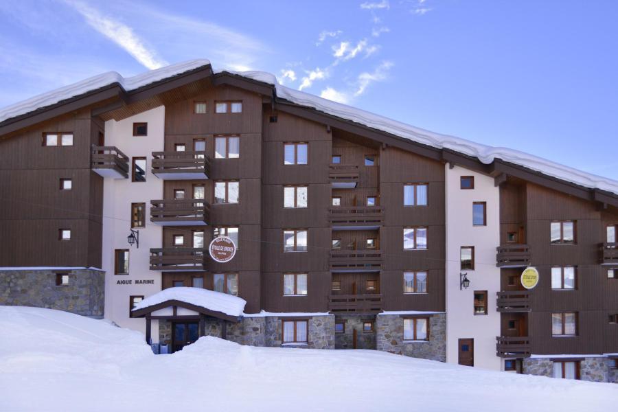 Holiday in mountain resort Studio 2 people (212) - La Résidence Aigue-Marine - La Plagne