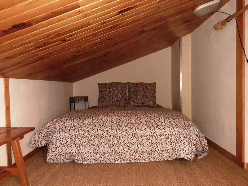 Holiday in mountain resort Studio 4 people (315) - La Résidence Aigue-Marine - La Plagne - Double bed