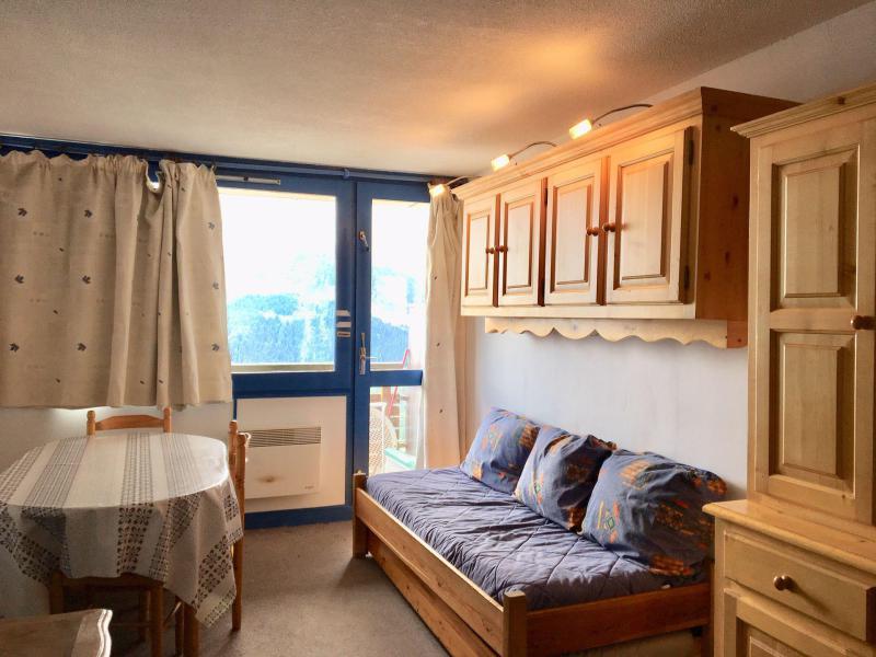 Holiday in mountain resort 2 room apartment 5 people (A2I153) - La Résidence Aime 2000 - le Zodiac - La Plagne - Living room
