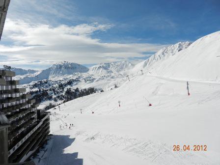 Holiday in mountain resort Studio 4 people (37) - La Résidence Aime 2000 - le Zodiac - La Plagne