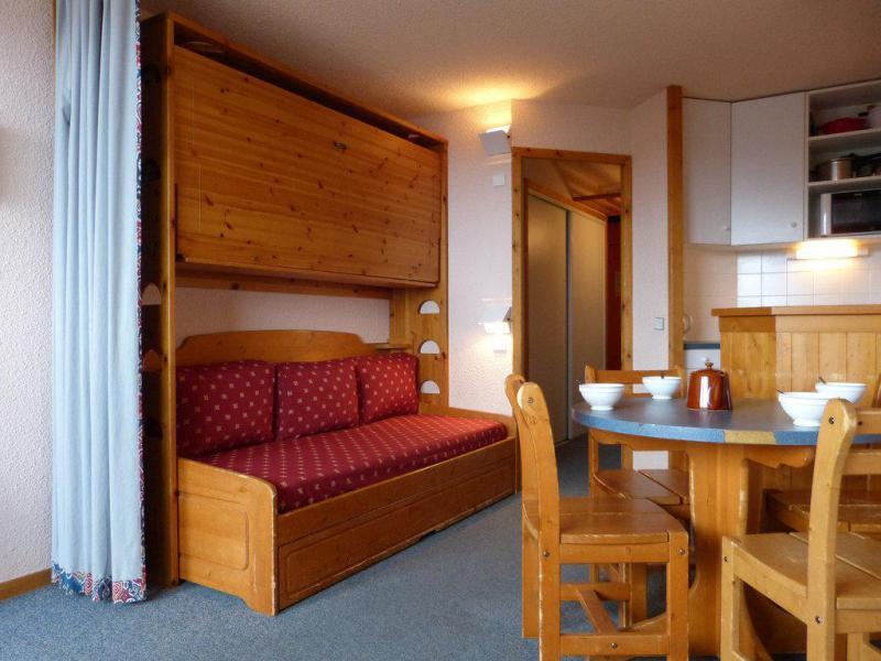 Holiday in mountain resort Studio 4 people (152) - La Résidence Aime 2000 - le Zodiac - La Plagne