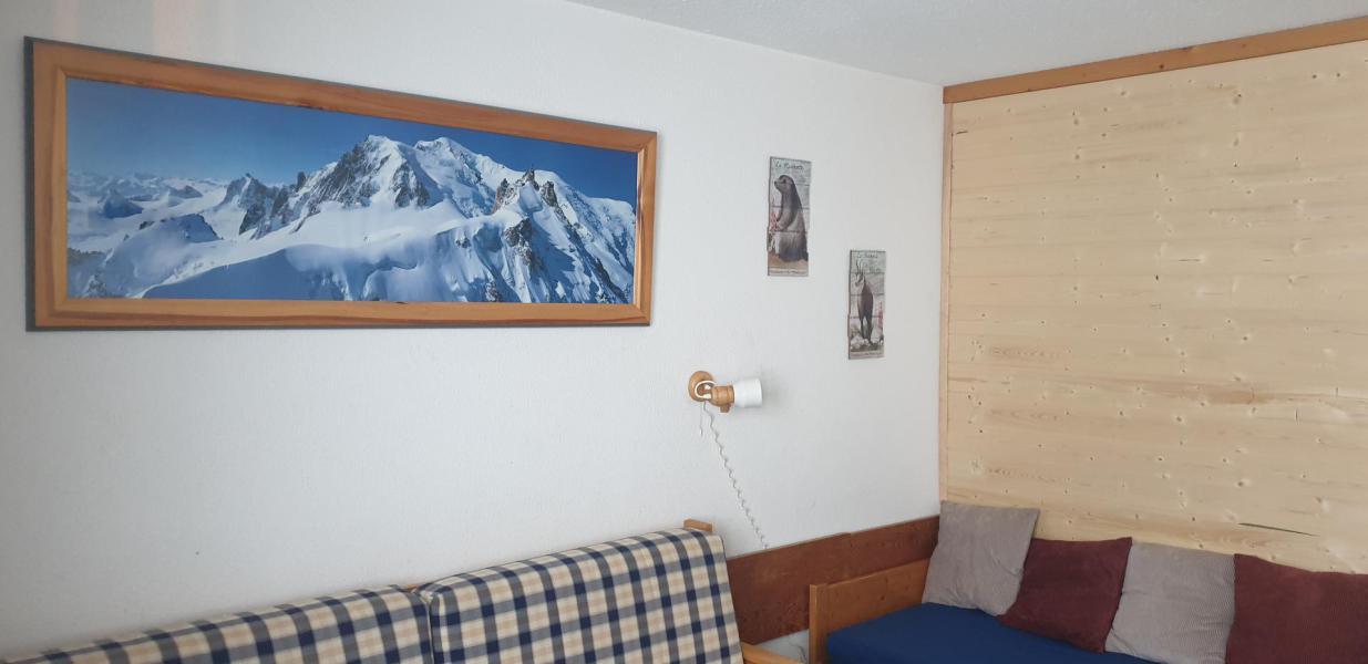 Holiday in mountain resort Studio cabin 4 people (L145) - La Résidence Aime 2000 - le Zodiac - La Plagne