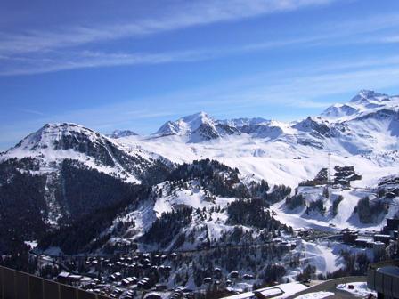 Holiday in mountain resort Divisible studio 4 people (J150) - La Résidence Aime 2000 - le Zodiac - La Plagne