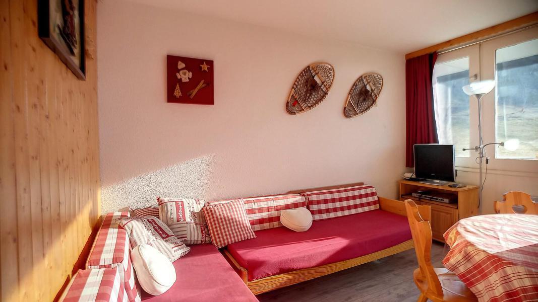 Holiday in mountain resort Studio sleeping corner 4 people (L49) - La Résidence Aime 2000 - le Zodiac - La Plagne