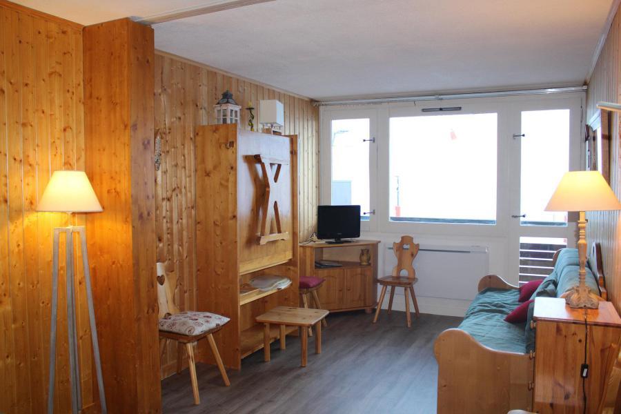Holiday in mountain resort Studio 4 people (H42) - La Résidence Aime 2000 - le Zodiac - La Plagne