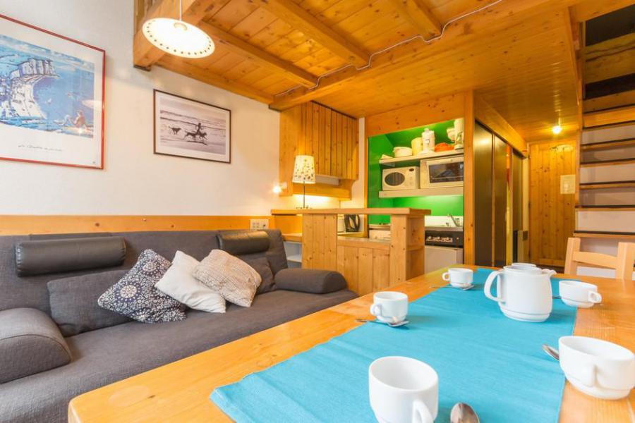 Vakantie in de bergen Appartement duplex 2 kamers 6 personen (220) - La Résidence Alliet - Les Arcs
