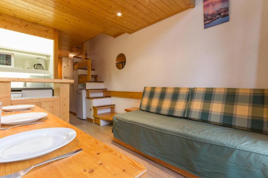 Vakantie in de bergen Appartement duplex 2 kamers 6 personen (314) - La Résidence Alliet - Les Arcs