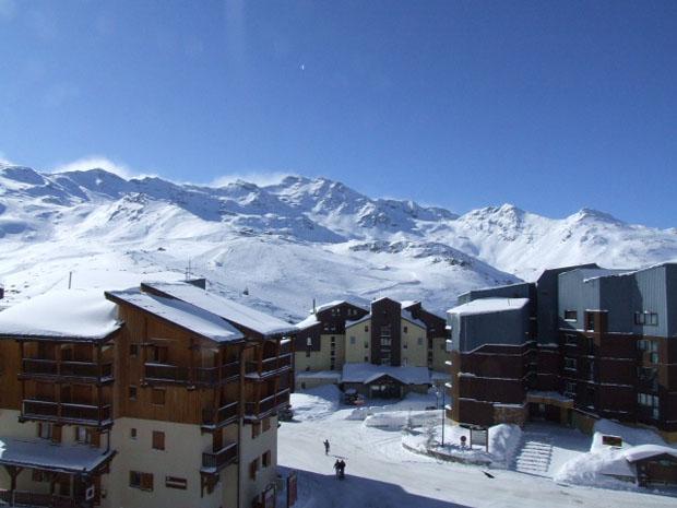 Vacances en montagne Studio cabine 4 personnes (414) - La Résidence Altineige - Val Thorens