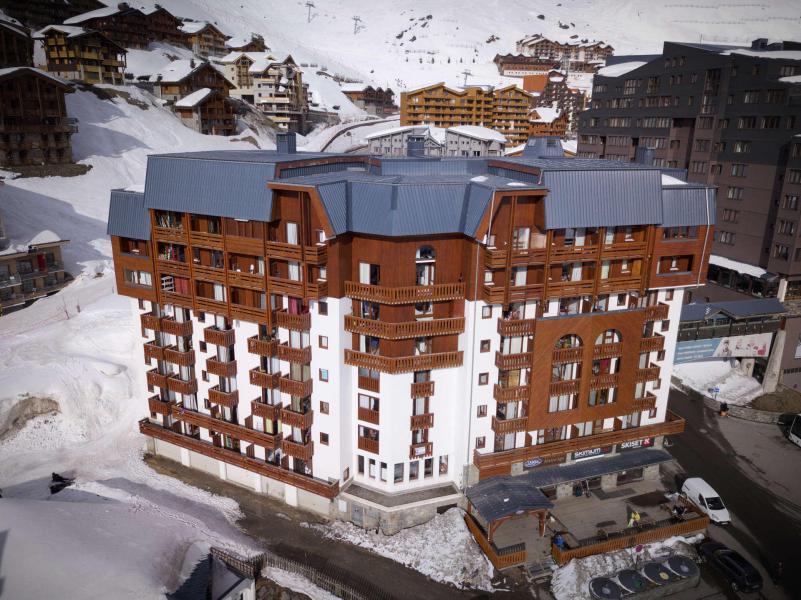 Vacances en montagne La Résidence Altineige - Val Thorens