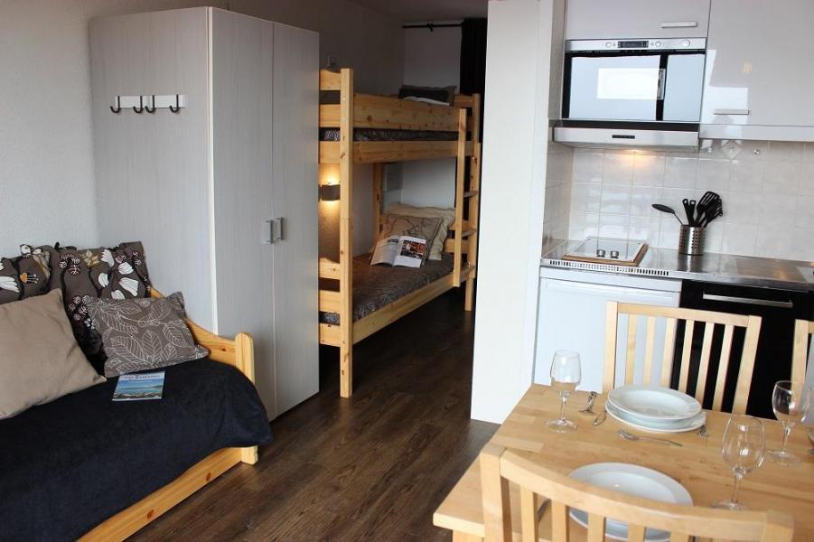 Vacances en montagne Studio 3 personnes (508) - La Résidence Altineige - Val Thorens - Séjour