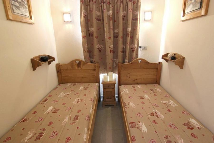 Vakantie in de bergen Studio cabine 4 personen (412) - La Résidence Altineige - Val Thorens - Kamer