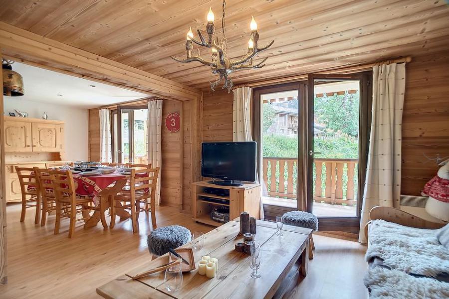 Wakacje w górach Apartament 5 pokojowy 10 osób (02) - La Résidence Altitude - Saint Martin de Belleville - Plan