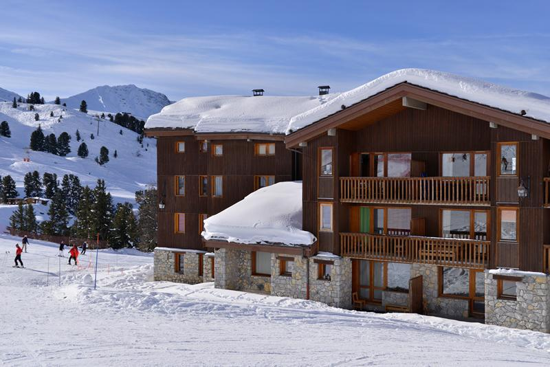Holiday in mountain resort 2 room apartment 4 people (64) - La Résidence Améthyste - La Plagne