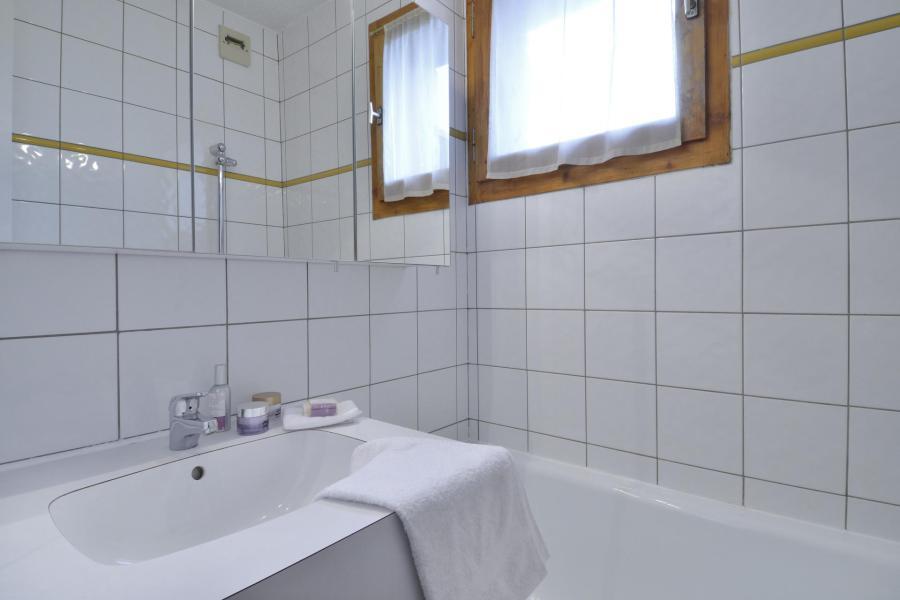 Holiday in mountain resort Studio 4 people (40) - La Résidence Améthyste - La Plagne - Bathroom