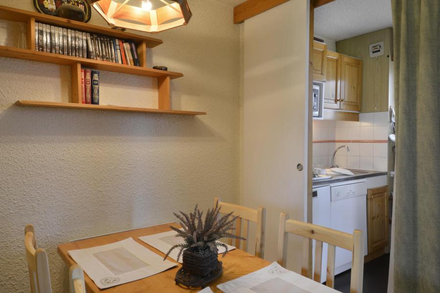 Holiday in mountain resort Studio 4 people (40) - La Résidence Améthyste - La Plagne - Kitchenette