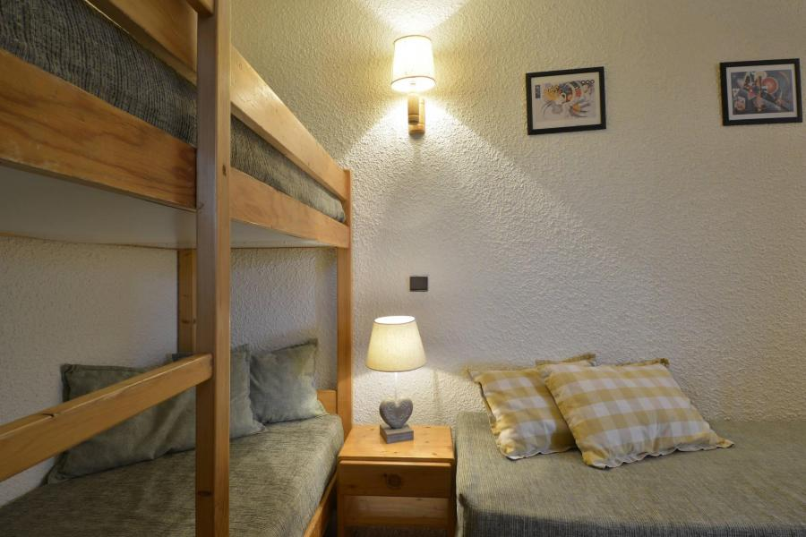 Holiday in mountain resort Studio 4 people (40) - La Résidence Améthyste - La Plagne - Sleeping area