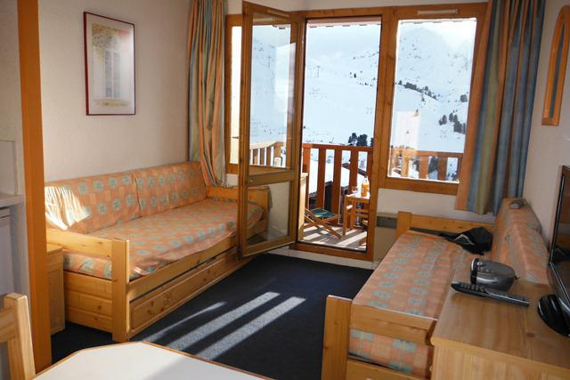 Holiday in mountain resort 2 room apartment 5 people (409) - La Résidence Andromède - La Plagne