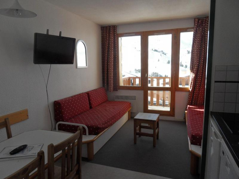 Holiday in mountain resort 2 room apartment 5 people (207) - La Résidence Andromède - La Plagne