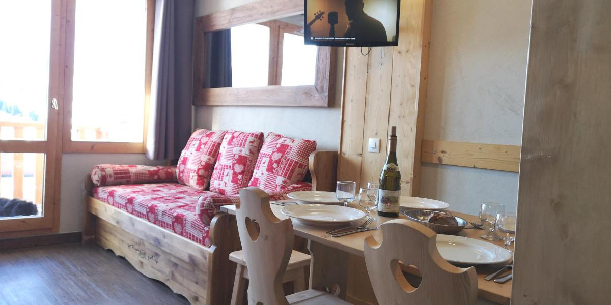 Holiday in mountain resort 2 room apartment 5 people (209) - La Résidence Andromède - La Plagne