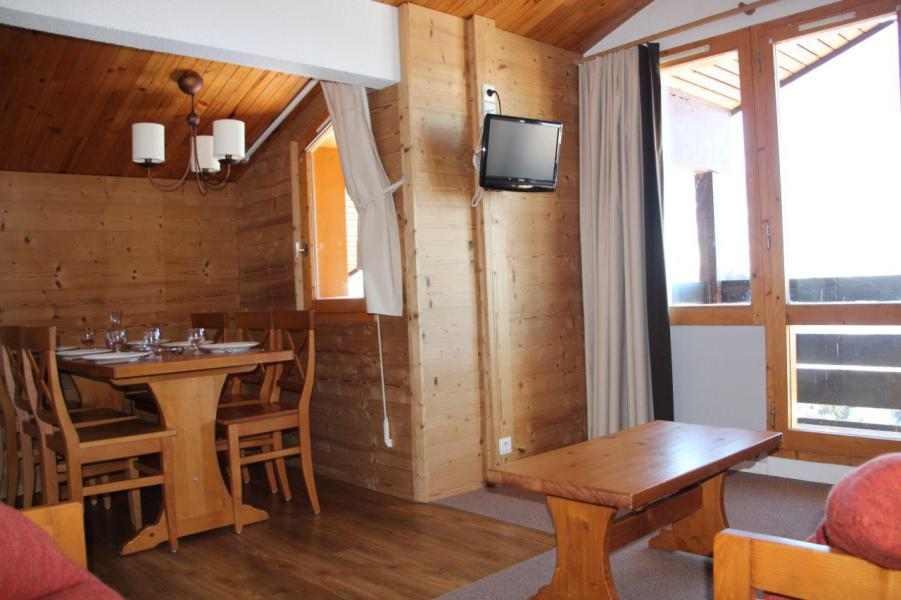 Holiday in mountain resort 3 room apartment 7 people (504) - La Résidence Andromède - La Plagne - Dining area