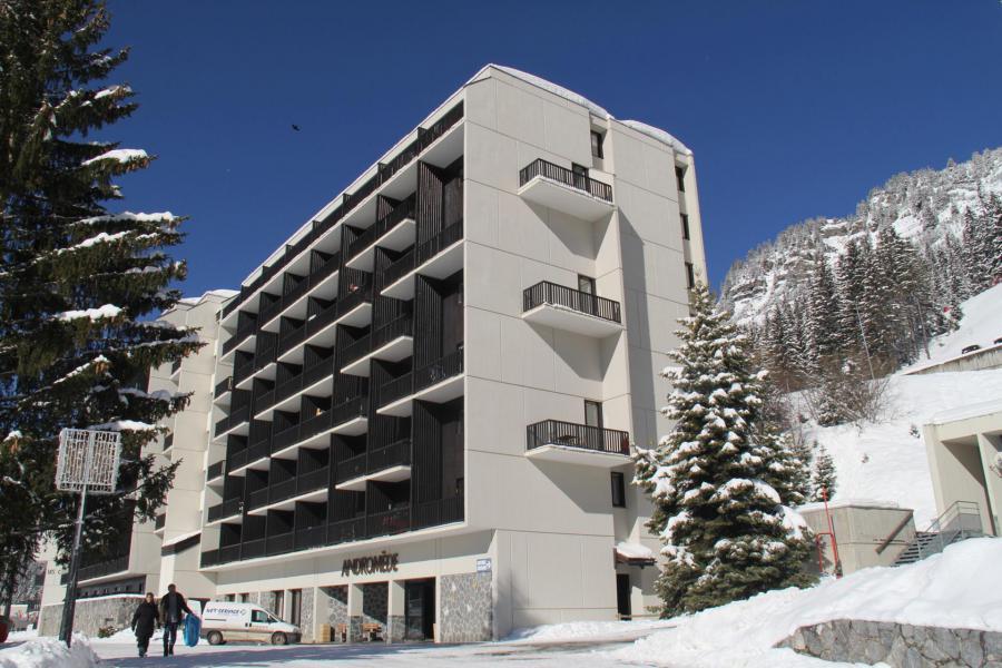 Vacances en montagne La Résidence Andromède - Flaine