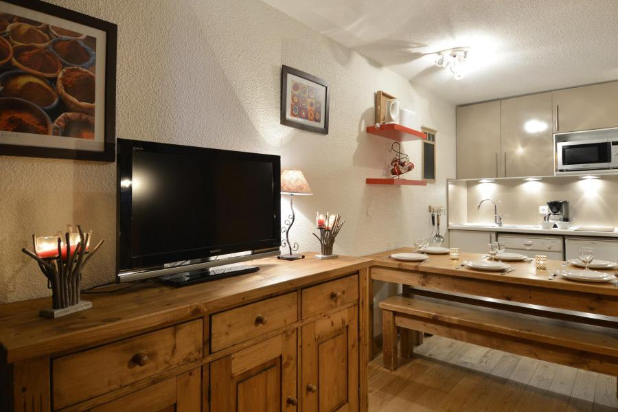 Holiday in mountain resort 3 room apartment 6 people (105) - La Résidence Andromède - La Plagne