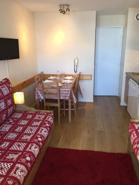 Holiday in mountain resort 2 room apartment 5 people (101) - La Résidence Andromède - La Plagne