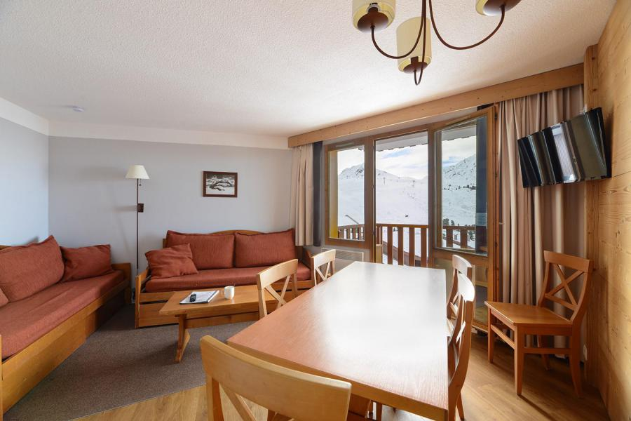 Holiday in mountain resort 3 room apartment 7 people (410) - La Résidence Andromède - La Plagne