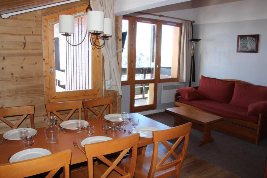 Holiday in mountain resort 3 room apartment 7 people (504) - La Résidence Andromède - La Plagne