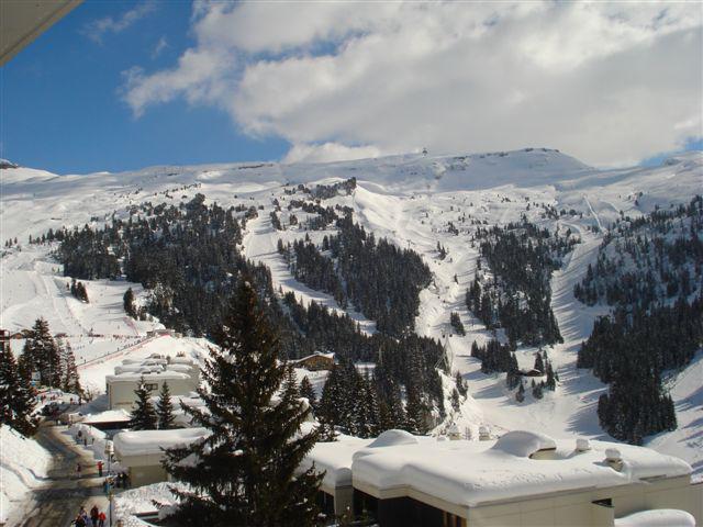 Vacances en montagne Studio 4 personnes (208) - La Résidence Andromède - Flaine