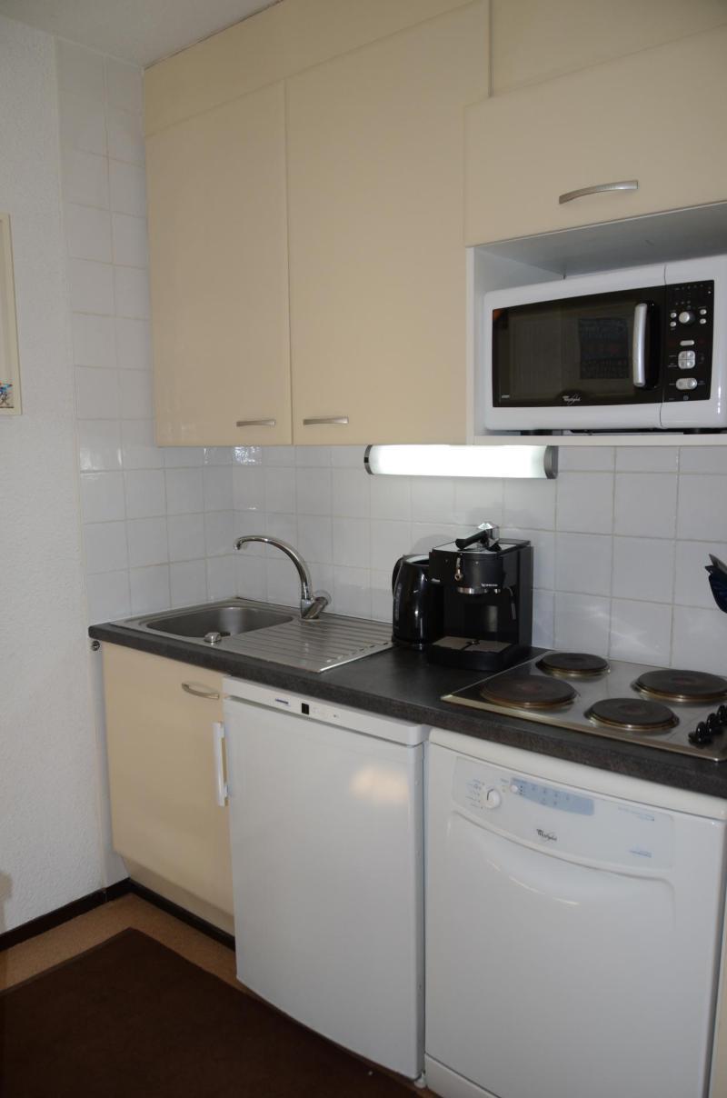 Vacances en montagne Appartement 2 pièces 6 personnes (201) - La Résidence Andromède - Flaine - Logement