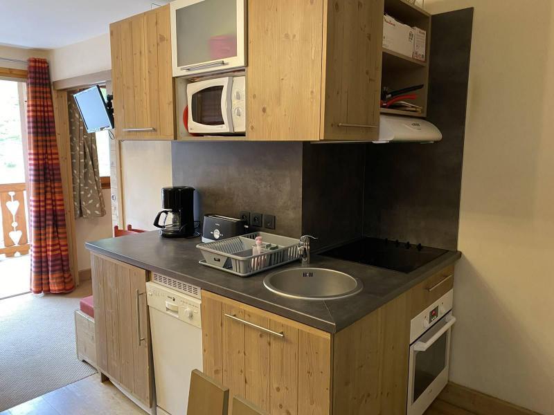 Wakacje w górach Apartament 2 pokojowy z alkową 6 osób (319) - La Résidence Antarès - Risoul