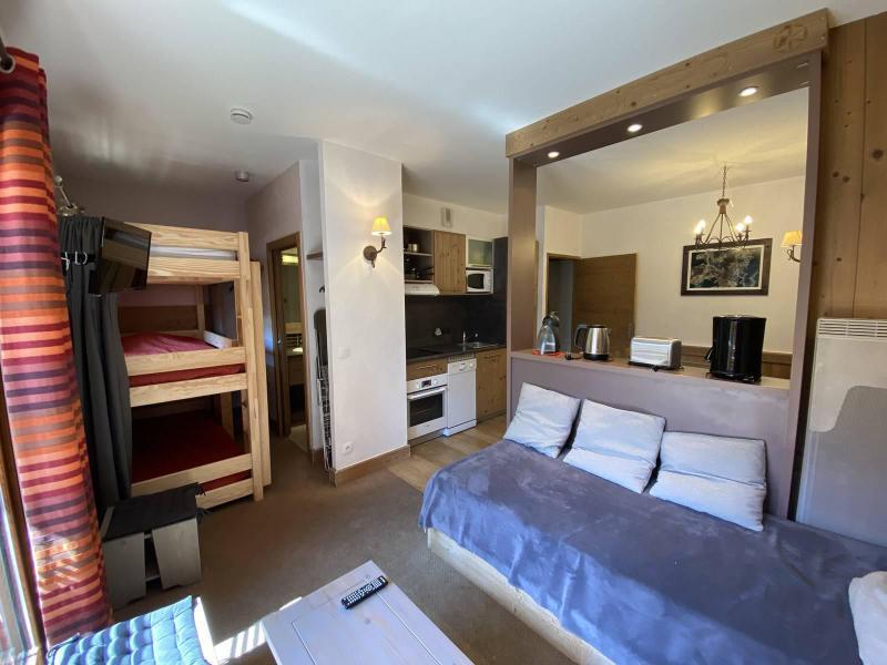 Wakacje w górach Apartament 4 pokojowy 7 osób (315) - La Résidence Antarès - Risoul