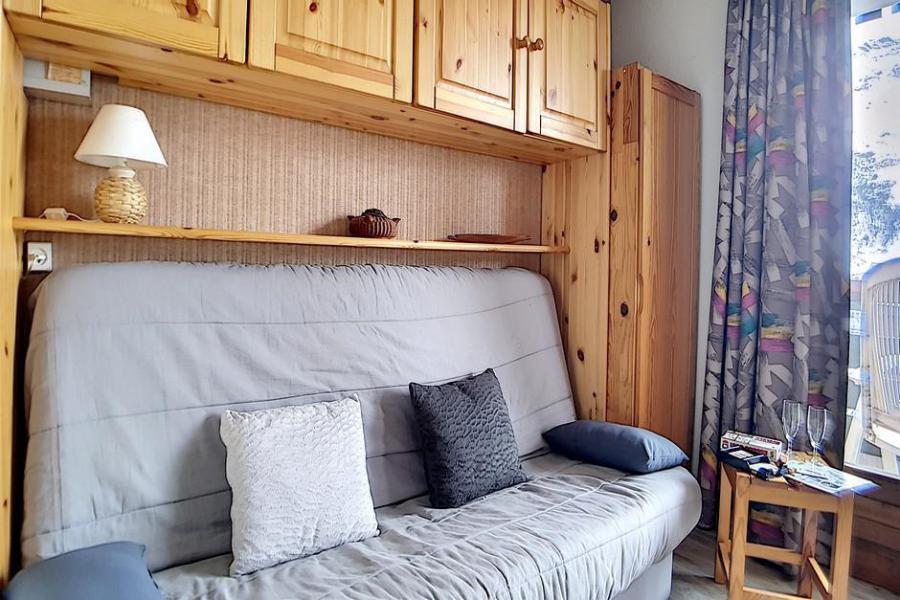 Wakacje w górach Studio kabina 3 osoby (622) - La Résidence Astragale - Les Menuires - Kanapą