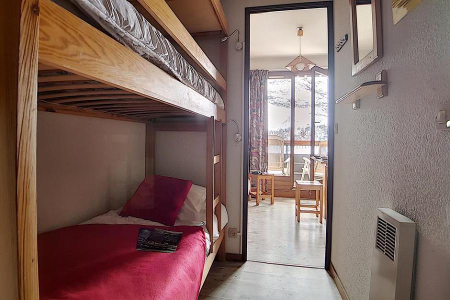 Wakacje w górach Studio kabina 3 osoby (622) - La Résidence Astragale - Les Menuires - Łóżkami piętrowymi