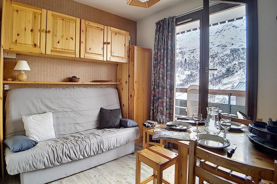 Wakacje w górach Studio kabina 3 osoby (622) - La Résidence Astragale - Les Menuires - Pokój gościnny