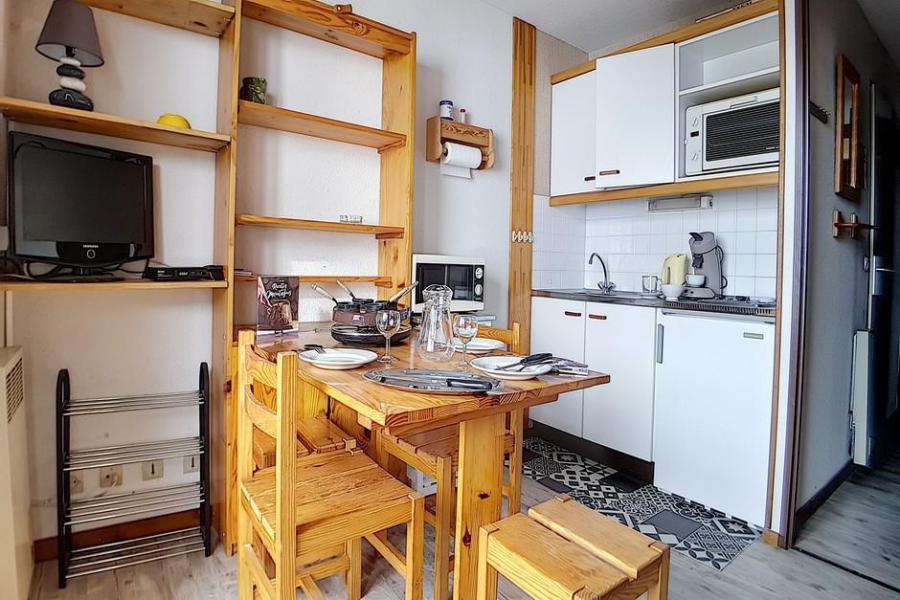 Wakacje w górach Studio kabina 3 osoby (622) - La Résidence Astragale - Les Menuires - Stołem