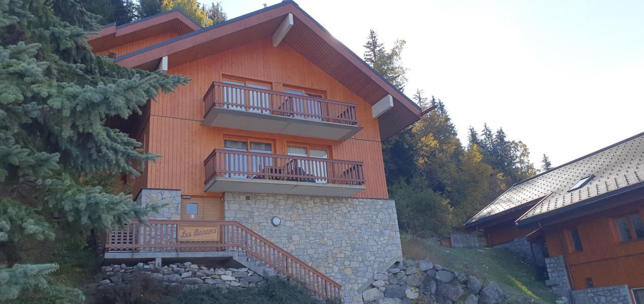 Vacances en montagne La Résidence Barons - Méribel
